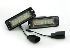 LED SMD Kennzeichenbeleuchtung passend für VW Golf VII 7 R TSI TDI GTI E-Zeichen
