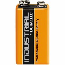 20 X Duracell Industrial 9V Alkaline Batteries Mn1604 Pp3, Replaces Procell