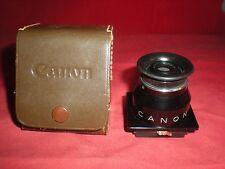 Vintage RARE CANON Camera Viewfinder