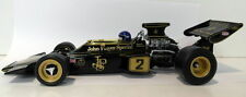 Quartzo 1/18 SCALA 18292 Team Lotus Type 72e #2 R. Peterson 1st 1973 GP Italiano