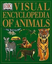 Visual Encyclopedia of Animals by Parsons, Jayne, Good Book