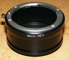 Nikon AI to Sony E NEX 3 5 Mount Converter Adapter