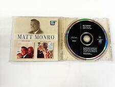 MATT MONRO THIS IS THE LIFE / HERE'S TO MY LADY CD 1997