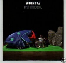 (I340) Young Knives, Dyed in the Wool - DJ CD