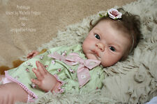 ~GrAnT DoLL KiT By MiChELLe FaGaN FoR ReBoRn~ DOLL KIT ONLY