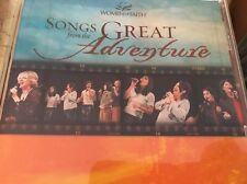 Songs from the Great Adventure (CD) Women of Faith FAST SHIPPING