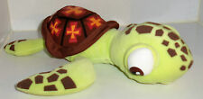 DISNEY PIXAR FINDING NEMO SQUIRT THE TURTLE SOFT TOY PLUSH APPROX 12 INCHES