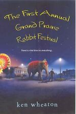The First Annual Grand Prairie Rabbit Festival-ExLibrary
