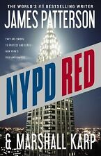 NYPD Red: NYPD Red Bk. 1 by James Patterson and Marshall Karp (2013, Paperback)