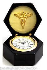 CLOCKS -  NURSING PROFESSION DESKTOP CLOCK - MEDICAL - NURSE