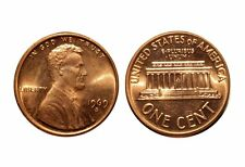 1969-S/S   Lincoln Cent - RPM-002  #2   Choice bu Red  #2128
