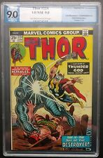 MIGHTY THOR #224 1974 PGX 9.0 OFFWH-WHITE THOR,HERCULES,THE DESTROYER GREAT ISS.