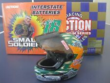 BOBBY LABONTE #18 SMALL SOLDIERS REPLICA HELMET 1998 ACTION 1:4 SCALE 1 OF 7,000