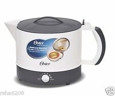 Oster Multicook Express Multi Function Kettle Noodles Pasta Tea Coffee Maker 1L