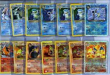 POKEMON (15) CARD LOT WITH 1ST EDITION, SET HOLO FOIL HOLOGRAPHICS +CHARIZARD!