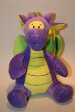 BRAND NEW ' ASH THE DRAGON'  SOFT TOY - PLUSH - TEDDY BEAR - CUTE - BEASTIE
