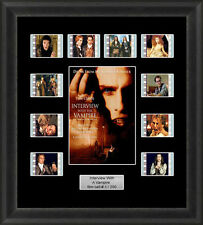 INTERVIEW WITH THE VAMPIRE FRAMED FILM CELL MEMORABILIA FILM CELLS