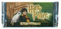 Harry Potter and the Sorcerer's Stone Trading Cards , Sealed Pack