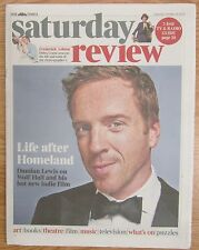 Damian Lewis – Times Saturday Review – 18 October 2014