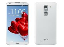 "LG G Pro 2 F350 New 5.9"" Unlocked Quad-core 13MP 4G LTE 32GB Smart Phone White"