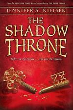The Shadow Throne: Book 3 of The Ascendance Trilogy-ExLibrary