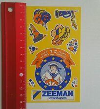 Aufkleber/Sticker: Zeeman textiel Supers (03061680)