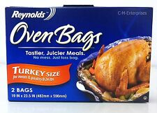 Reynolds Oven Bags Turkey Size