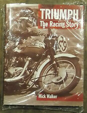 Triumph: The Racing Story von Mick Walker (2004)
