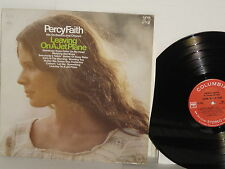 PERCY FAITH Leaving On A Jet Plane LP 1970 Something Ballad of Easy Rider Let Go