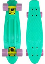 "Mini Cruiser Skateboard Penny Style Board Full Size 22"" Smooth Ride Wheels - NEW"