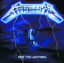 METALLICA - RIDE THE LIGHTNING (LTD REMASTERED DELUXE BOXSET) 4 LP+6 CD+DVD NEU