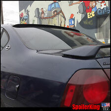Rear Roof Spoiler Window Wing (Fits: Chevy Impala 2000-05) SpoilerKing