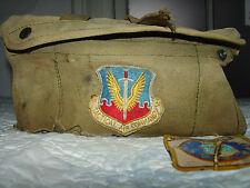 Mechanics Tool Bag 1960s Vietnam Veteran Kit Duffle USAF US Air Force
