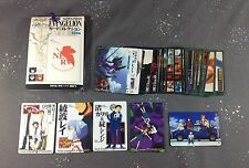 Neon Genesis Evangelion Pull Pack Part 1 Trading Card Collection Lot of 29 Anime