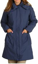 Patagonia Northwest Parka Down Coat Womens Prussian Blue XS 0 2 New w Tags $399