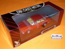 Road Legends Alfa Romeo Giulia Sprint GTA 1965-rojo (1965)/escala 1:18 OVP
