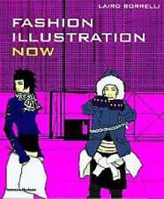 Fashion Illustration Now, Laird Borrelli