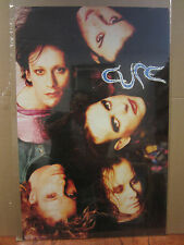 vintage The cure rock poster original 1992  2748