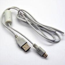 USB Data Cable Cord for Canon HF100 HG10 HG20 HG21 HR10 HV10 HV20 HV30 Brand New