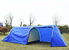 Camping Tent 2-3 Persons Pop Up Family Canopy Outdoor Canvas Backpacking tents