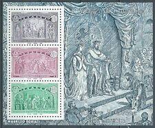 1992 ITALIA FOGLIETTO COLOMBO 100 - 800 - 3000 LIRE MNH ** - ED
