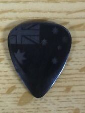 Timber Tones Flag Tone Guitar Pick Southern Cross-African Ebony-Single Pick