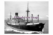 ra0013 - Blue Funnel Line Cargo Ship - Antilochus - photograph