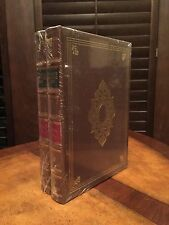 Easton Press JOHN MILTON'S PARADISE LOST Illus by Martin 2 vol set SEALED