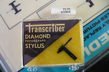 Transcriber Diamond Phonograph Stylus/Needle #194 Electro Voice PS-80/Motorola