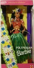 Rare Polynesian Barbie Doll-Special Edition-Dolls of The World Collection!