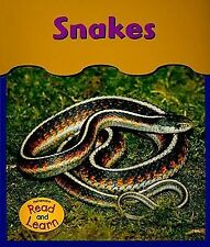 Snakes (Read and Learn - Under My Feet)