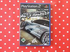 Need for Speed Most Wanted Playstation 2 PS2 in OVP mit Anleitung NFSMW #2