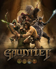GAUNTLET SLAYER EDITION - Steam chiave key - Gioco PC Game - ITALIANO - ROW