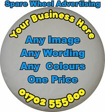 4x4 Spare Wheel Cover Advertising Anything you want One Price SWA1